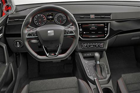 seat ibiza interni la nuova seat ibiza sfoggia un design inedito ed