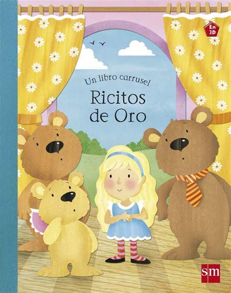ricitos de oro troquelados 8478643249 ricitos de oro literatura infantil y juvenil sm