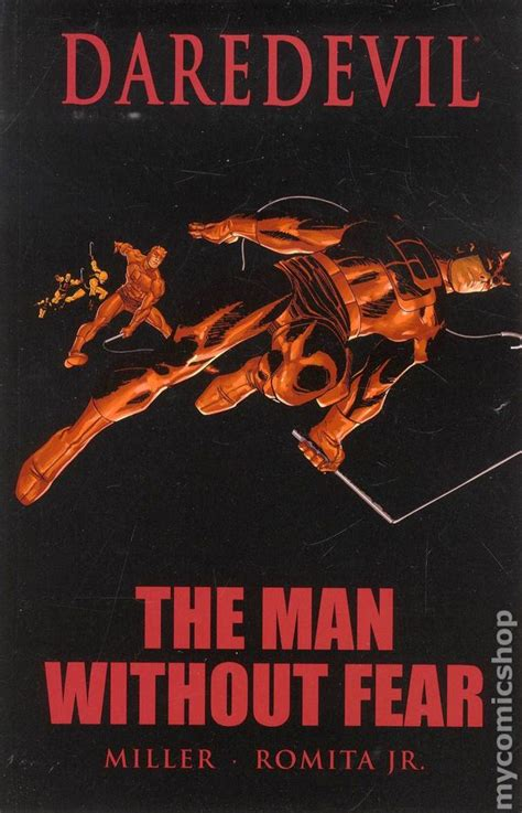 daredevil the man without fear tpb 2010 marvel 2nd edition comic books
