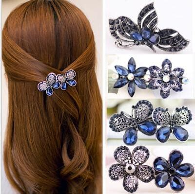 Parfum Korean Hair Clip qoo10 hair clip fashion accessories