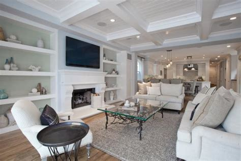 living room retreat with a coastal feel in this living photo page hgtv