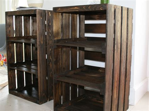 diy crate couch wood crate furniture multifunctional waste for interior