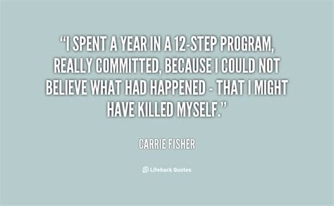 recovery a journey through 12 step programs books 12 step program quotes quotesgram