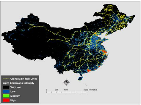 china with lights china signpost 洞察中国 85 mapping china s gas pipeline