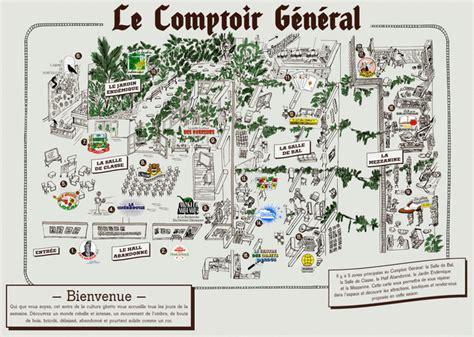 le comptoire general 老巴黎人絕對私房景點推薦 le comptoire g 233 n 233 ral