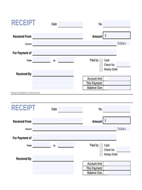 sle template for a receipt of payment receipt for payment received 28 images search results