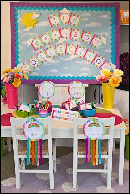 Rainbow Bright Decorations by 60 Best Images About Classroom Decorations On