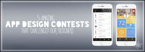 designcrowd appstore 5 amazing app design contests that challenged our designers