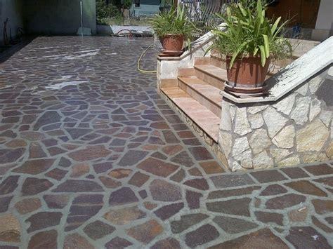 pavimentazioni terrazzi esterni pavimentazioni per esterni