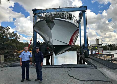 redland bay boat r big patrol boat back on moreton bay redland city bulletin