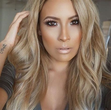 types of blonde hair colors hair color trend 2015 25 best ideas about caramel blonde on pinterest caramel