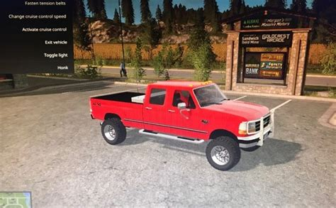 car manuals free online 1992 ford f350 navigation system 1999 ford f 350 cars fs17 farming simulator 2017 fs ls mod