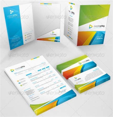 corporate template design beautiful corporate identity stationary design templates