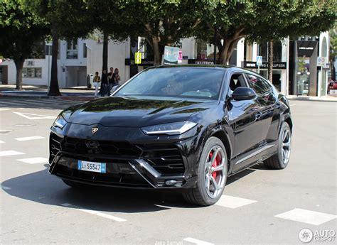 Lamborghini Urus Acceleration by Lamborghini Urus 30 Mars 2018 Autogespot