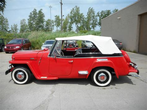 jeep jeepster for sale 1949 jeepster willys overland for sale
