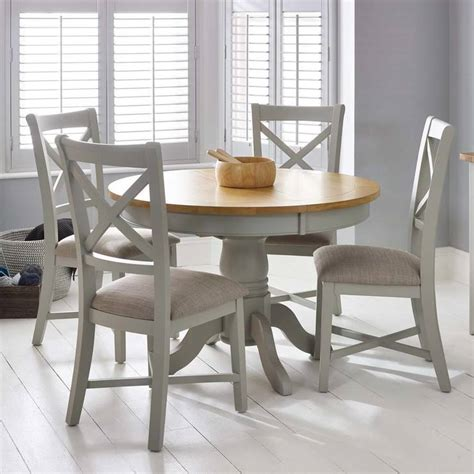light grey dining table bordeaux painted light grey extending dining table