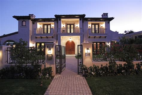 modern tuscan design tuscan villa house designs villa pricey pads beverly hills