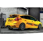 Pumaspeed Independant Ford ST Focus RS MK2 2009 Tuning