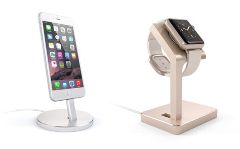 charging stands satechi launches new lightning and apple watch aluminum charging stands imore