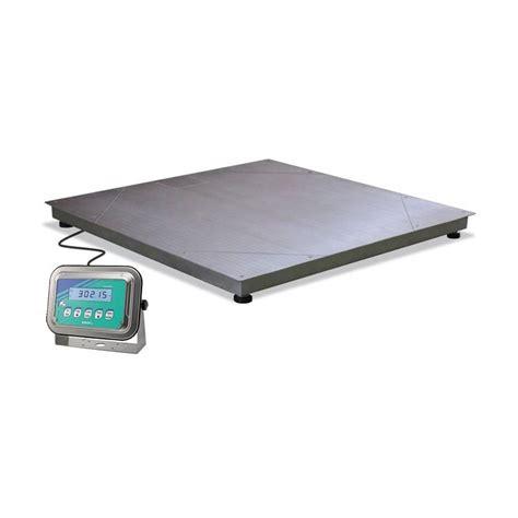 bilancia da pavimento bilancia da pavimento fsi inox ip68 per esterno