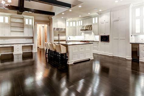 Kitchen With Stone Backsplash Emerald Tile Marble Ottawa Flooring Amp Countertops