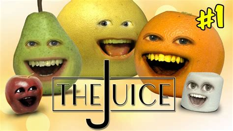 The Juice Kitchen by Annoying Orange The Juice 1