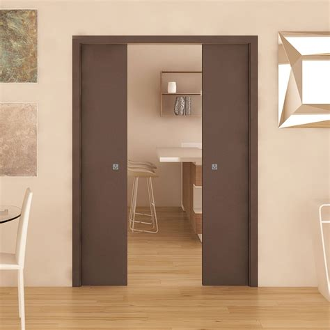 Dynasty Double Pocket Door Cavity Sliding System Fw125 Pocket Closet Doors Sliding