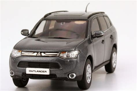 2012 mitsubishi outlander platinum edition for sale automatic suv carsguide 1 43 mitsubishi outlander 2012 platinum grau grey dealer edition oem vitesse ebay