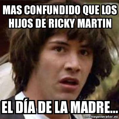 Ricky Martin Meme - the gallery for gt ricky martin hijos