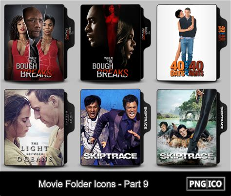 movie section 9 movie folder icons part 9 by onlystylematters on deviantart