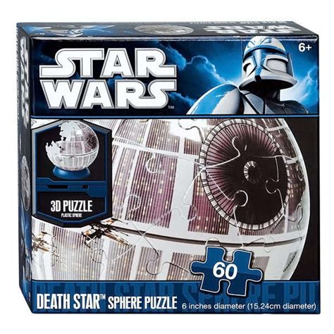 star destroying spherical puzzles star wars death star