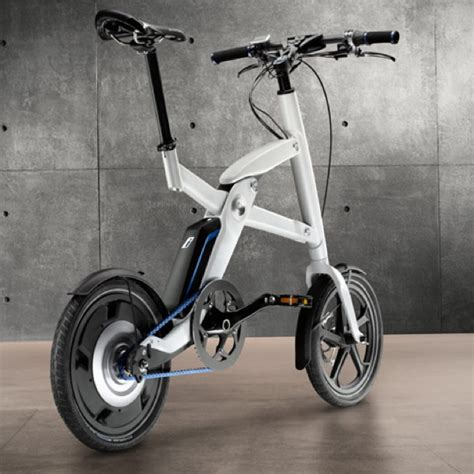 bmw folding bicycle bmw introduces a folding e bike to complement the i3