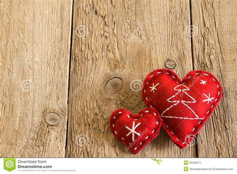 Handcrafted Hearts - decoration stock image image 35425071