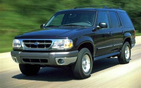1999 ford explorer information and photos zombiedrive