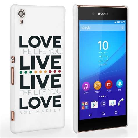 Michael All Words 0294 Casing For Sony Xperia C5 Hardcase 2d caseflex sony xperia z3 plus bob marley quote