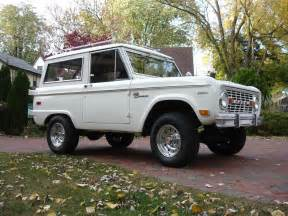 1969 ford bronco images pictures and
