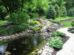 Diy Small Backyard Teich Mit Bachlauf Im Garten Anlegen Tipps Und Ideen