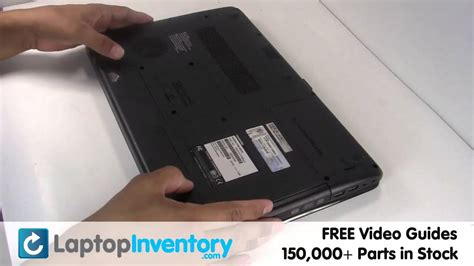 toshiba dvd p775 a665 replacement optical drive laptop notebook install guide replace