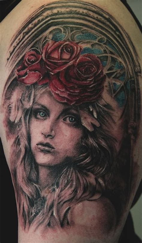 black rose tattoo courtenay 20 best tattoos of the week june 7th to june 10th 2013