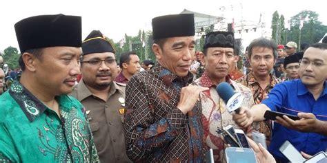 Keutuhan Islam Yang Terkoyak jokowi minta pemuda muslim bersatu jaga keutuhan dan persatuan merdeka