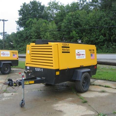 cfm compressor diesel eagle rental commercial industrial residential equipment