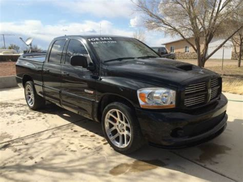 supercharged ram srt 10 purchase used 2006 dodge ram srt 10 viper supercharged in