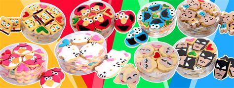 Cupreme Cookies Karakter cupreme cookies kue kering karakter
