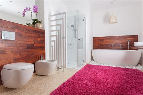 holzverkleidung badezimmer w 228 nde mit holz gestalten ideen alternativen wandtrends
