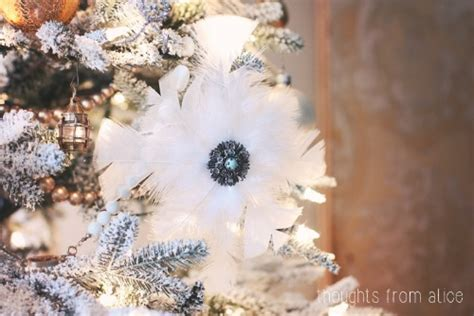 feather snowflakes clean and scentsible