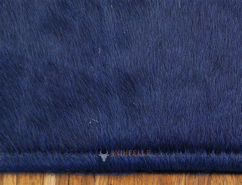 Blue Cowhide Rug Cowhide Rug Blue 180 X 120 Cm Kuhfelleonline Nomad