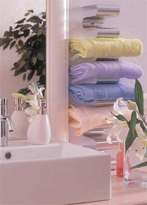 Creative Storage Ideas For Small Bathrooms by 7 Diy Practical And Decorative Bathroom Ideas