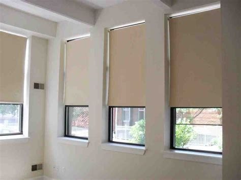 Blackout Shades For Windows Decorating Blackout Window Blinds Decor Ideasdecor Ideas