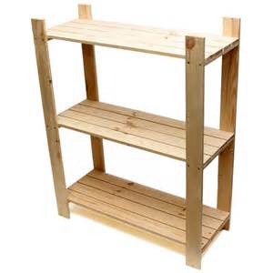 wooden shelves 3 tier pine shelf unit pine shelves with 3 wooden