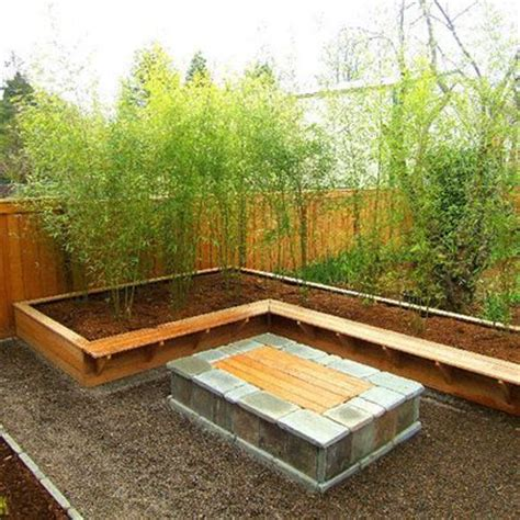 raised garden bed with bench seating raised garden bed with seating lettuce be merry pinterest